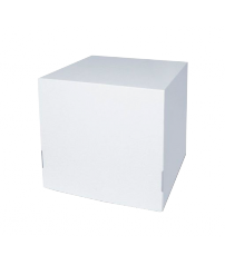 Коробка под торт (картон 350 г/м²)
